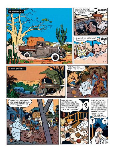 Page 9 Freddy Lombard ; le cimetière des éléphants