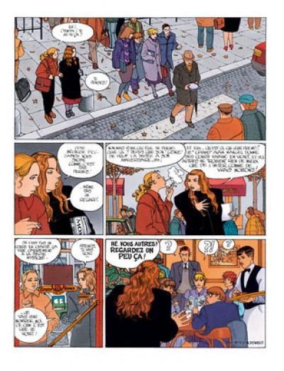 Page 2 La folle du sacré coeur - intégrale
