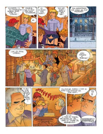 Page 4 La folle du sacré coeur - intégrale