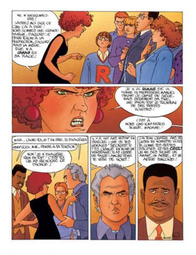 Page 6 La folle du sacré coeur - intégrale