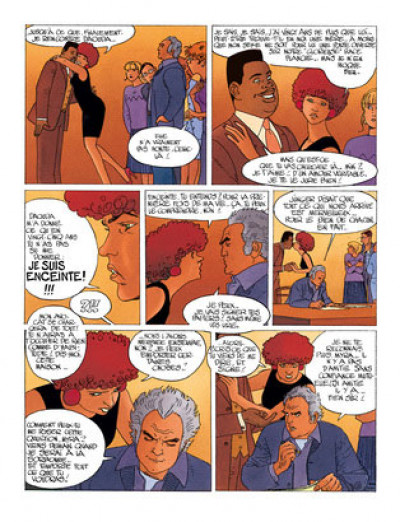 Page 7 La folle du sacré coeur - intégrale