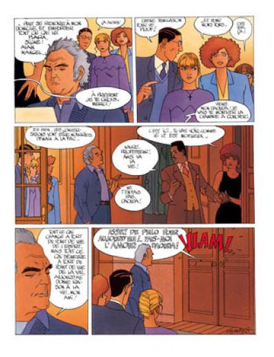 Page 8 La folle du sacré coeur - intégrale