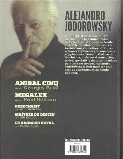 Dos Jodorowsky 90 ans tome 5