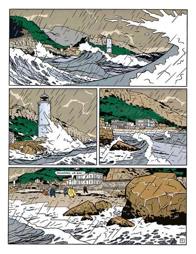 Page 2 Freddy Lombard - la comète de Carthage