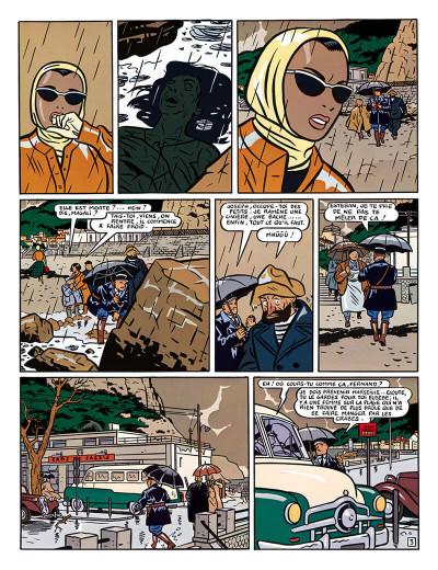 Page 4 Freddy Lombard - la comète de Carthage