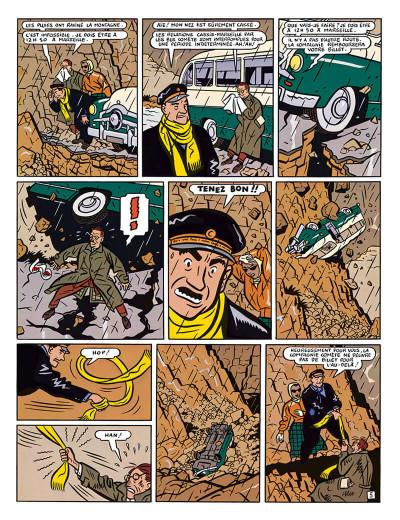 Page 6 Freddy Lombard - la comète de Carthage