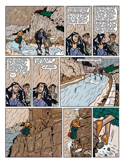 Page 7 Freddy Lombard - la comète de Carthage