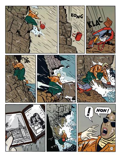 Page 8 Freddy Lombard - la comète de Carthage