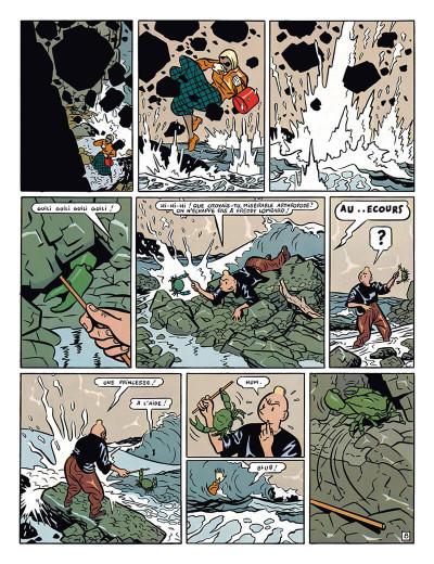 Page 9 Freddy Lombard - la comète de Carthage