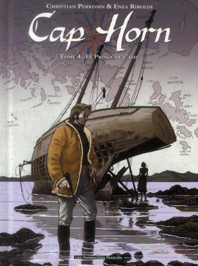 image de Cap Horn tome 4 - le prince de l'âme