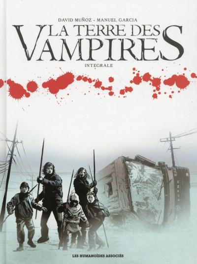 image de La Terre des vampires - Intégrale