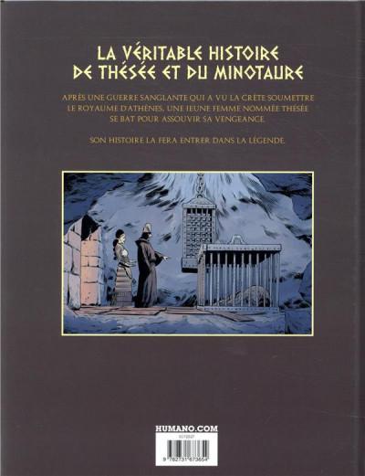 Dos Le feu de Thésée tome 2
