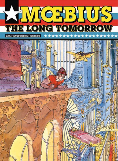 Couverture the long tomorrow (édition 2012)