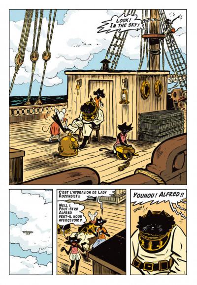 Page 1 l'extravagante croisière de Lady Rozenbilt