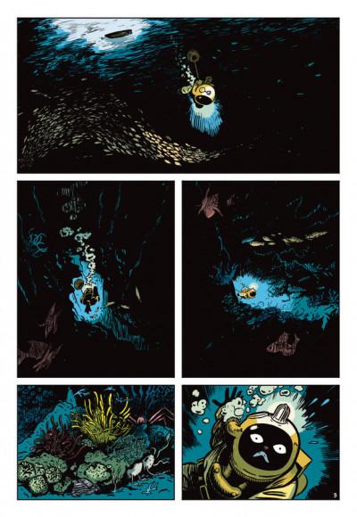 Page 3 l'extravagante croisière de Lady Rozenbilt