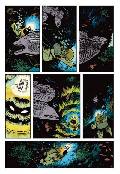 Page 4 l'extravagante croisière de Lady Rozenbilt