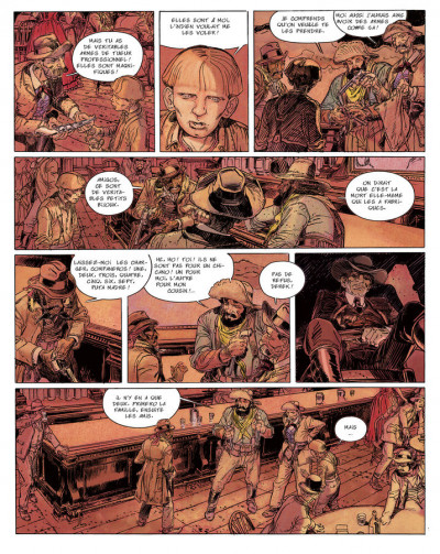 Page 1 Bouncer - Intégrale tome 1 à tome 7