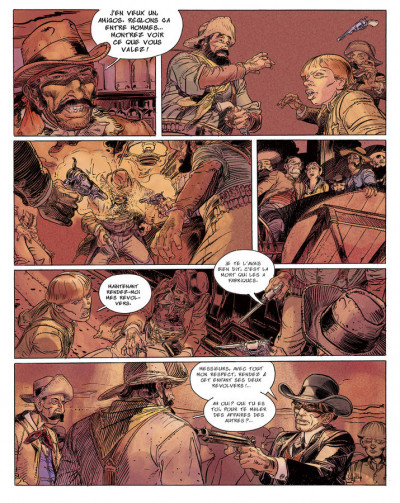 Page 2 Bouncer - Intégrale tome 1 à tome 7