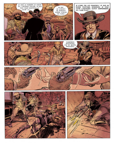 Page 3 Bouncer - Intégrale tome 1 à tome 7