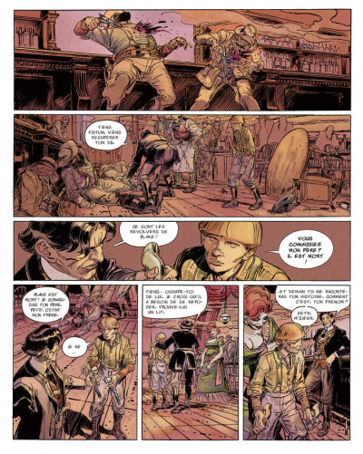 Page 4 Bouncer - Intégrale tome 1 à tome 7