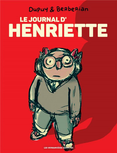 Couverture Le journal d'Henriette - intégrale