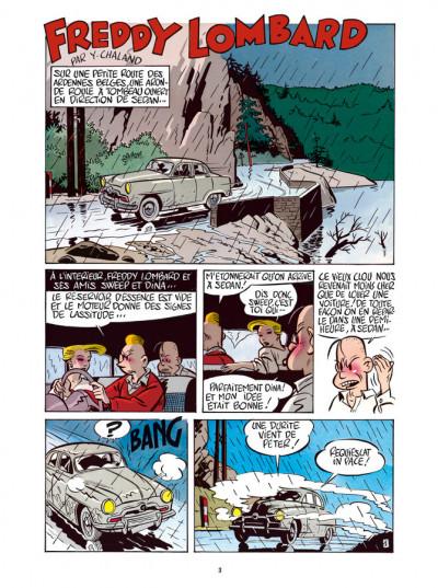 Page 1 Freddy Lombard - Le Testament de Godefroid de Bouillon