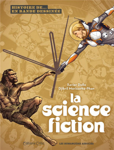 Couverture Histoire de la science fiction