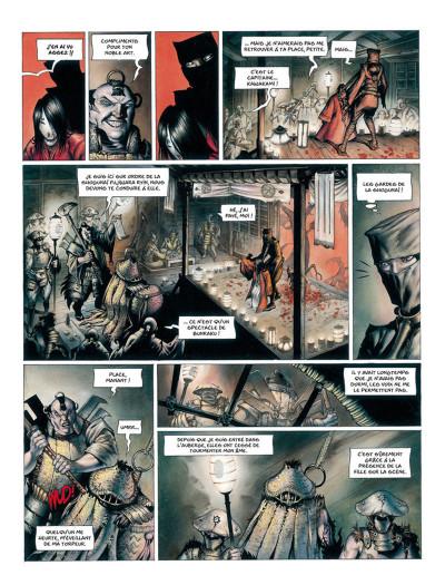 Page 4 La Légende des nuées écarlates - Intégrale