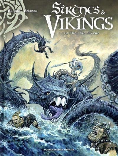Couverture Sirènes et vikings tome 1