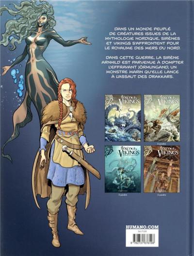Dos Sirènes et vikings tome 1