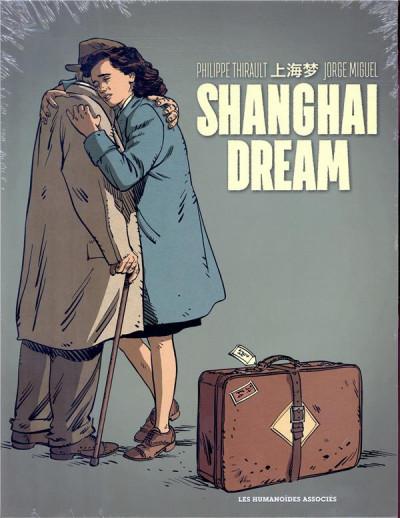 Couverture Shangai dream - coffret tomes 1 et 2