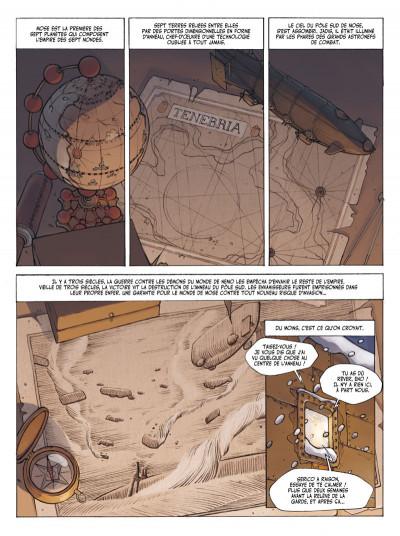 Page 1 l'anneau des 7 mondes - intégrale