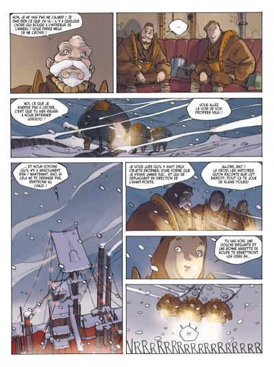 Page 2 l'anneau des 7 mondes - intégrale