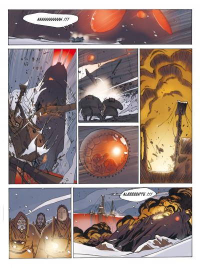Page 3 l'anneau des 7 mondes - intégrale