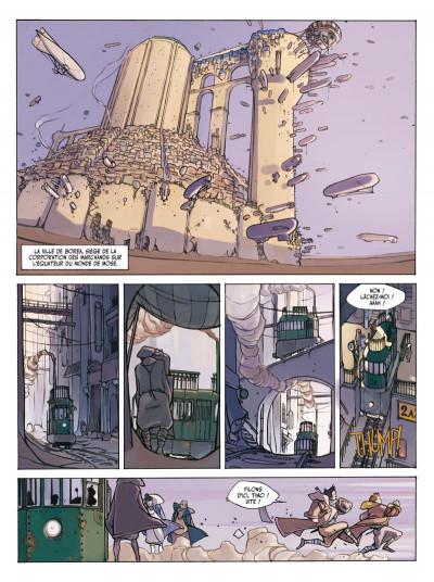 Page 4 l'anneau des 7 mondes - intégrale