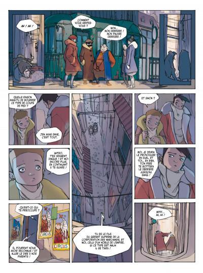 Page 5 l'anneau des 7 mondes - intégrale