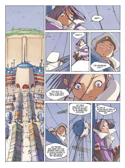 Page 7 l'anneau des 7 mondes - intégrale