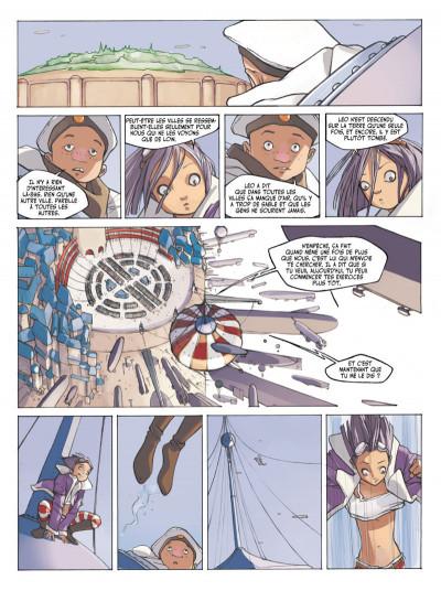 Page 8 l'anneau des 7 mondes - intégrale
