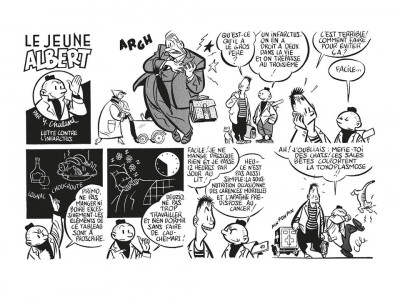 Page 3 le jeune Albert ; luxe