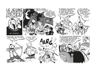 Page 7 le jeune Albert ; luxe
