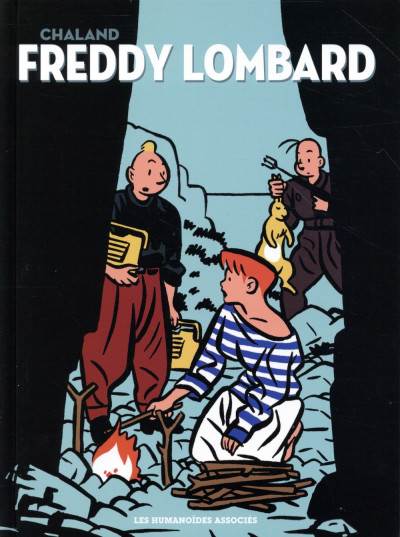 Couverture Freddy Lombard - Intégrale 40 ans