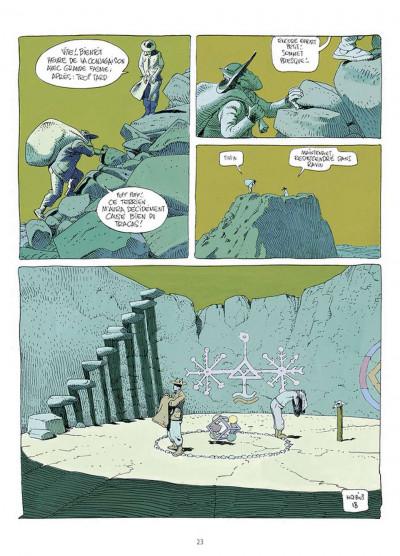 Page 2 escale sur Pharagonescia (édition 2012)