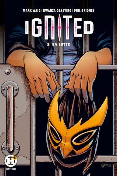Couverture Ignited tome 2