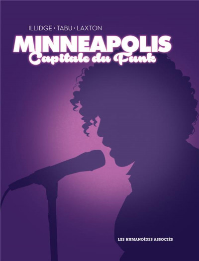 Couverture Minneapolis capitale du funk