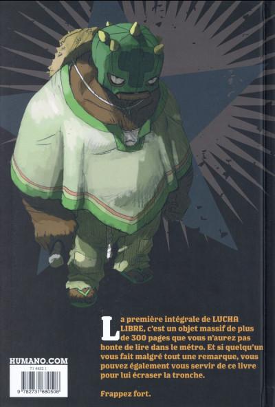 Dos Lucha Libre - Intégrale 1