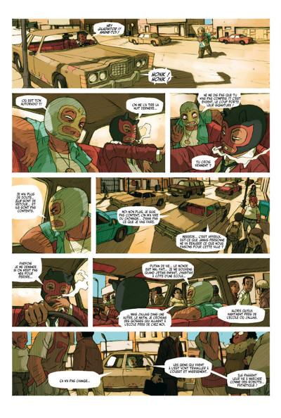 Page 3 Lucha Libre - Intégrale 1