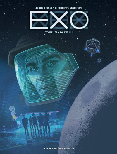 Couverture Exo tome 1