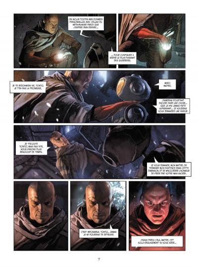 Page 1 Méta-Baron tome 1