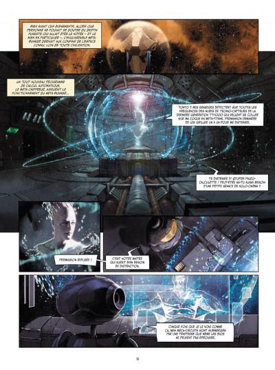 Page 5 Méta-Baron tome 1