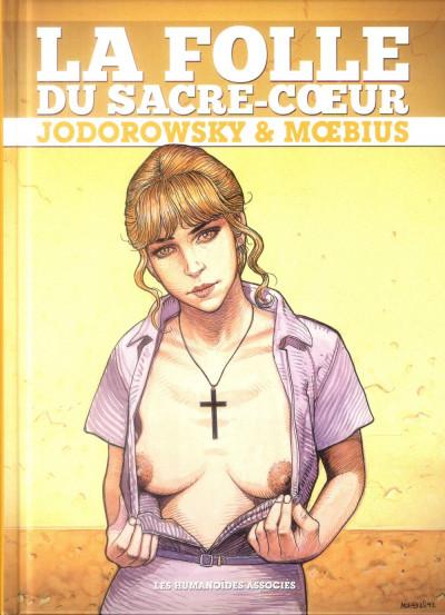 Couverture La Folle du Sacré Coeur - Intégrale 40 ans